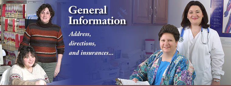 General Information: 	Drs. Butt, Carrato, & Bono The Surgical Choice(SM) 668 N. Church Street Suite 104 Hazleton, PA 18201. Phone: 570-459-5607